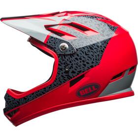 Bell Sanction Full-Face Helmet hibiscus/smoke